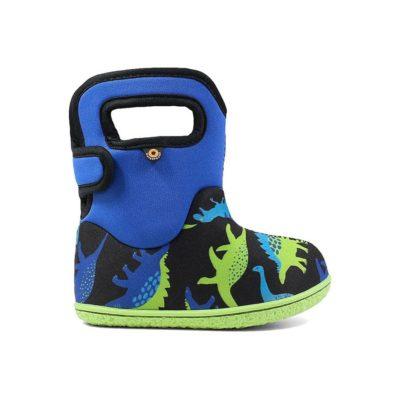 Bogs Baby Rain Boots Dino