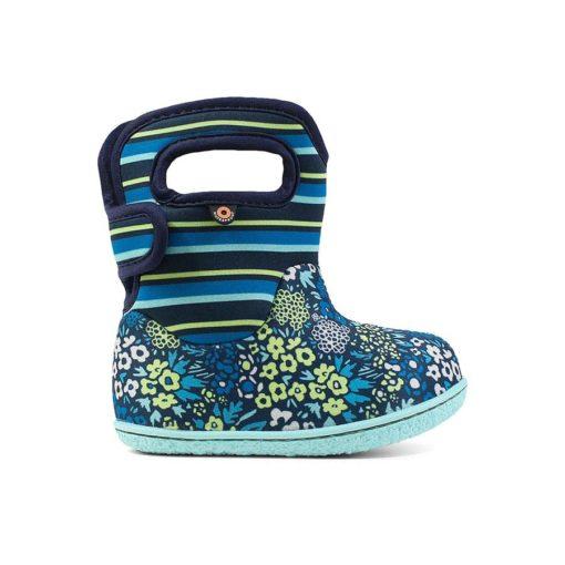 Bogs Baby Rain Boots Northwest Garden Teal
