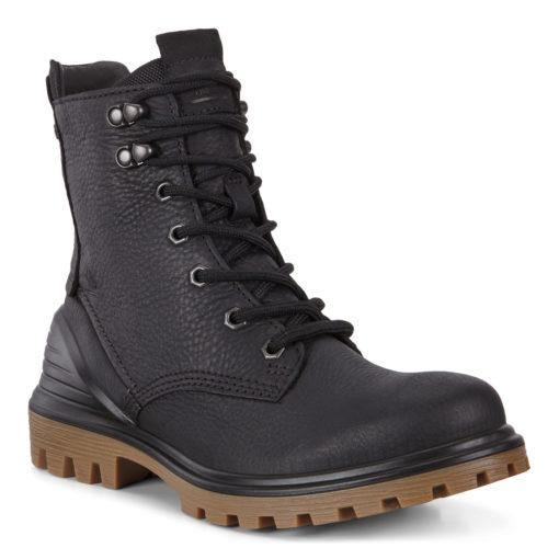 ECCO Women's TREDTRAY Boot Black Quarry