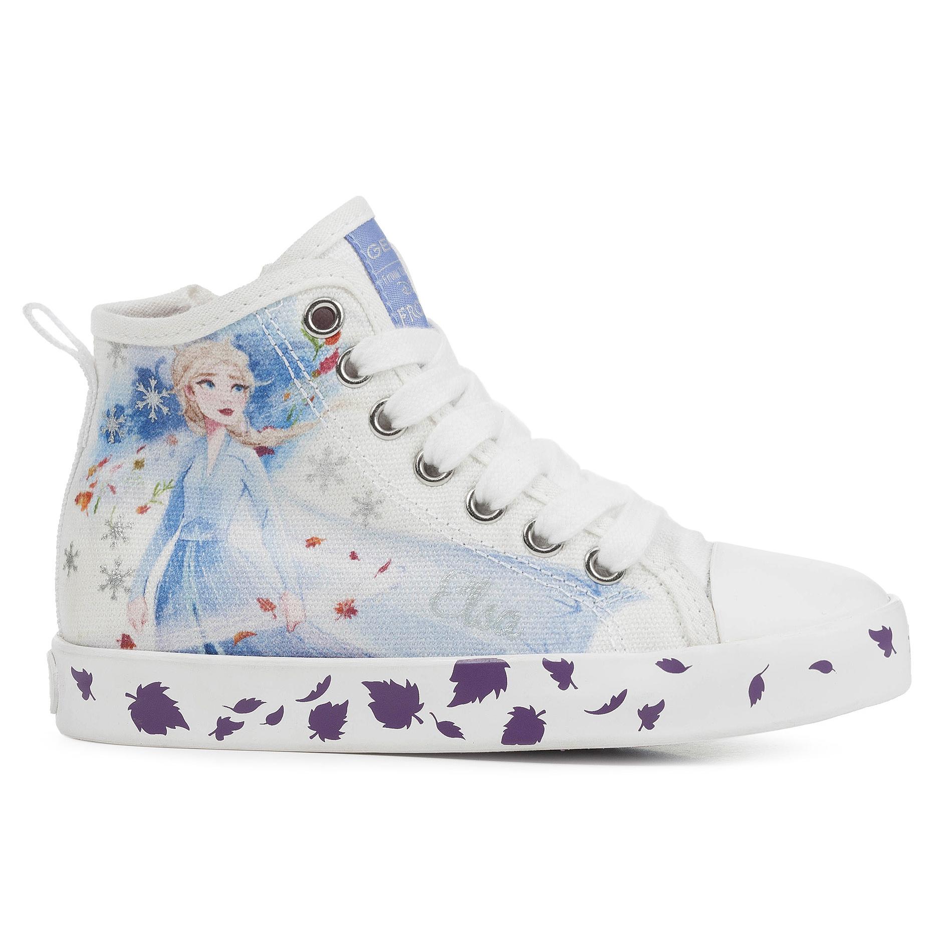 Geox Ciak Girl Frozen Shoes High-Top