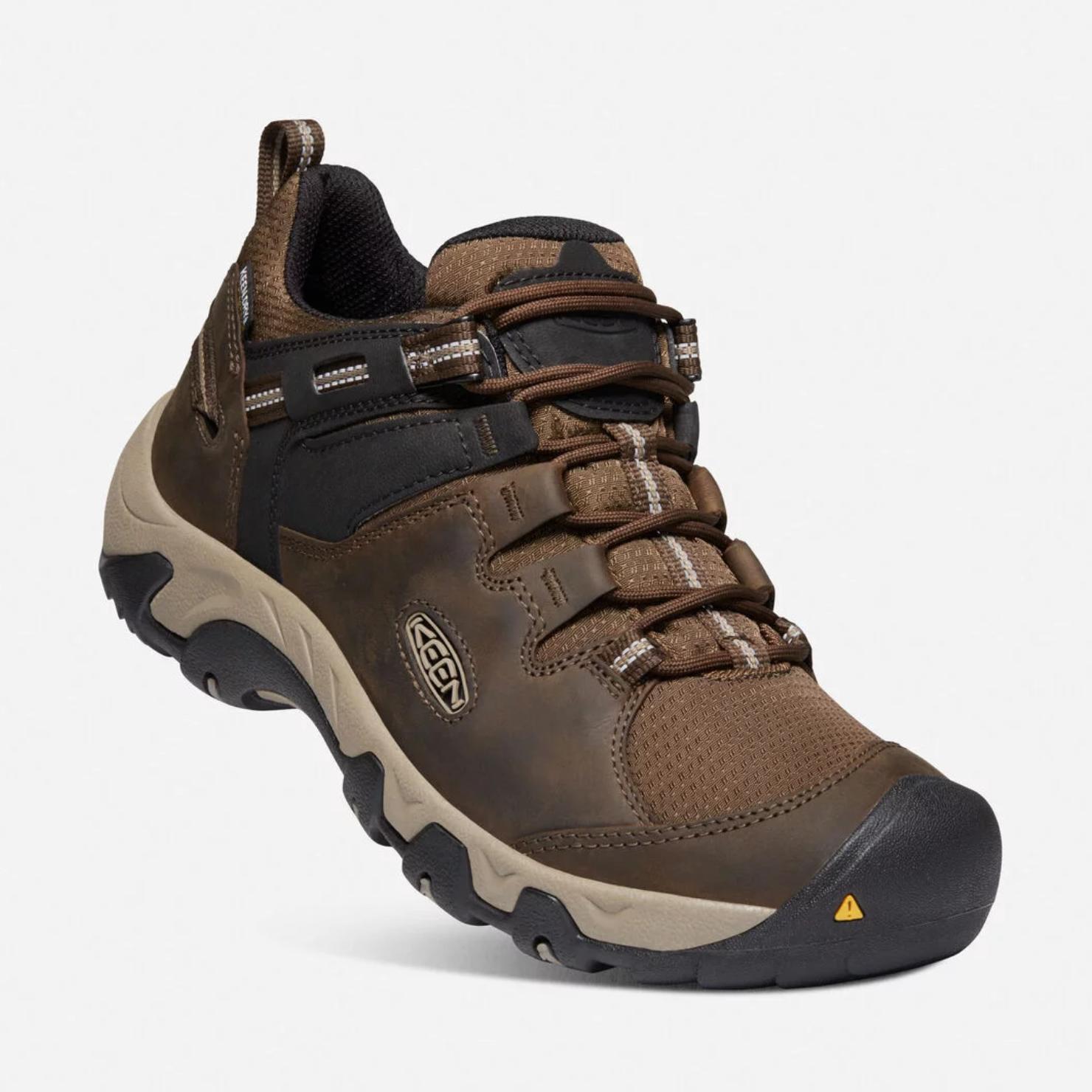 Steens Waterproof Hiking Shoe Brown